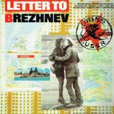Discos de vinilo: LETTER TO BREZHNEV - MUSIC FROM THE MOTION PICTURE SOUNDTRACK - LP 1985. Lote 34564489