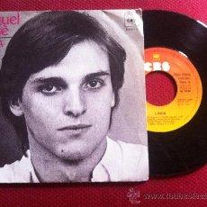 """Discos de vinilo: 7""""SINGLE - MIGUEL BOSE - LINDA . Lote 34565022"""