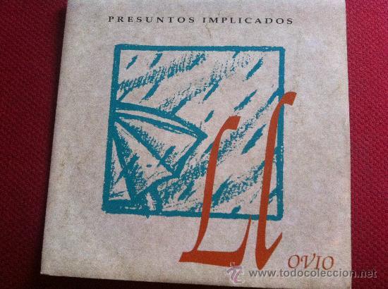 Discos de vinilo: 7SINGLE - PRESUNTOS IMPLICADOS - LLOVIO-PROMO - Foto 1 - 34565453