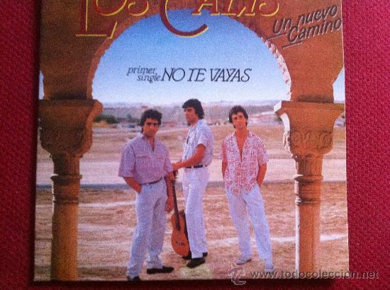 Discos de vinilo: 7SINGLE - LOS CALIS - NO TE VAYAS - Foto 1 - 34565752