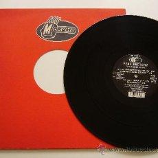 Discos de vinilo: MOKUM 76 - FEAR FACTORY - THE GABBER MIXES. THE ALL BLACKS B.V. 1997. Lote 25759829