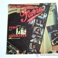 Discos de vinilo: FAME - BANDA SONORA ORIGINAL DE LA SERIE DE TV - FAME - STARMAKER - PROMOCIONAL 1983. Lote 34573112