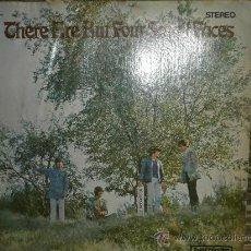Discos de vinilo: SMALL FACES - THERE ARE BUT FOUR SMALL FACES LP ORIGINAL U.S.A. IMMEDIATE 1967 STEREO DIFICIL. Lote 34602122