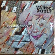 Discos de vinilo: VAINICA DOBLE LP - EL ESLABON PERDIDO - 1983. Lote 34600647