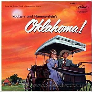 OKLAHOMA (Música - Discos de Vinilo - EPs - Bandas Sonoras y Actores)