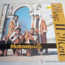 Discos de vinilo: BOYZ II MEN ( MOTOWNPHILLY ) 12' VERSION + LP VERSION + INSTRUMENTAL 1991-USA MAXI433 MOTOWN. Lote 34611118