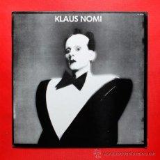 Discos de vinilo: KLAUS NOMI LP VINILO 1981. Lote 34613578