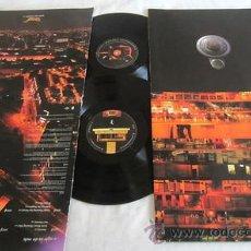 Discos de vinilo: J-WALK / A NIGHT ON THE ROCKS 2002 !!! DOBLE LP !! ORIG. EDIT. UK !! NUEVO !!!!!!!!!!. Lote 199163993