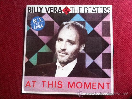 """7""""single - billy vera & the beaters - at this m - Buy Vinyl Singles  Pop-Rock International of the 80s at todocoleccion - 34617924"""