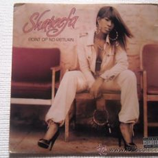 Discos de vinilo: SHAREEFA - '' POINT OF NO RETURN '' 2 LP. Lote 34620648
