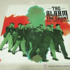 Discos de vinilo: THE ALARM ( THE CHANT HAS JUST BEGUN - THE BELLS OF RHYMNEY - THE STAND ) ENGLAND-1984 MAXI45 I.R.S. Lote 34623890