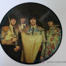 Discos de vinilo: LP VINILO DECORACION CON IMAGEN DE THE BEATLES TIMELESS 1981. Lote 34631059