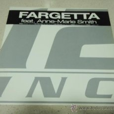 Discos de vinilo: FARGETTA FEATURING ANNE-MARIE SMITH ( MUSIC ) ANOTHER MIX + 7' VERSION + EXTENDED MIX ( MY FIRST. Lote 34631947