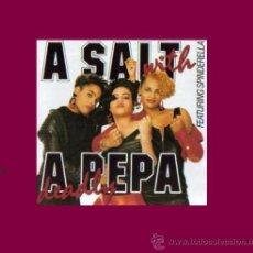 Discos de vinil: SALT 'N PEPA - A SALT WITH A DEADLY PEPA LP 1988 HOL. Lote 41638325