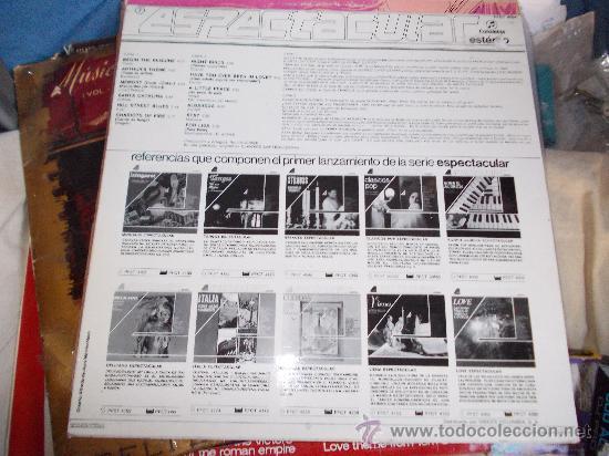 Discos de vinilo: RONNIE ALDRICH, SU PIANO Y ORQUESTA. COLUMBIA ESTEREO 1982 LP- - Foto 2 - 34637972