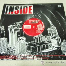 Discos de vinilo: S.S.R. ( TO BE HOUSE CLUB MIX + INSTRUMENTAL - TO BE PIANO ) 1991-ITALY MAXI33 INSIDE . Lote 34639391