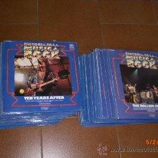 Disques de vinyle: HISTORIA DE LA MUSICA ROCK COMPLETA. 100 LPS + 6 TOMOS SPAIN 1984 NUEVA + INFORMACION. Lote 34644110