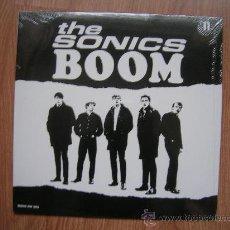 Discos de vinilo: THE SONICS - BOOM - REED. 2008 2º LP USA 1966 - CARPETA EX VINILO EX. Lote 35493794