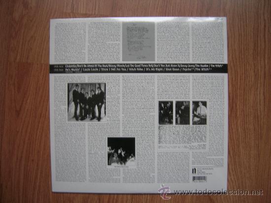 Discos de vinilo: THE SONICS - BOOM - REED. 2008 2º LP USA 1966 - CARPETA EX VINILO EX - Foto 2 - 35493794