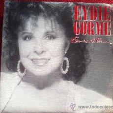 """Discos de vinilo: 7""""SINGLE - EYDIE GORME - ESO ES EL AMOR - PROMO. Lote 34648743"""