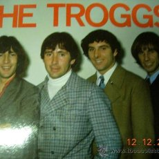 Discos de vinilo: THE TROGGS LP THE BEST OF. Lote 34648785