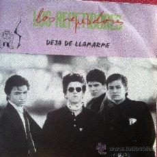 """Discos de vinilo: 7"""" SINGLE - LOS REPETIDORES - DEJA DE LLAMARME. Lote 34648861"""