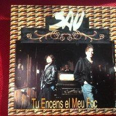 "Discos de vinilo: 7"" SINGLE - SAU - TU ENCENS EL MEU FOC - PROMO. Lote 34649045"