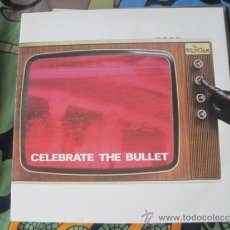 Discos de vinilo: SELECTER - CELEBRATE THE BULLET - LP CHRYSALIS UK 1981. Lote 34649536