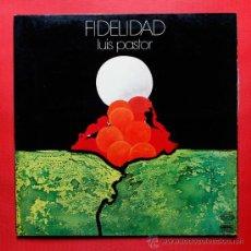 Discos de vinilo: LUIS PASTOR FIDELIDAD LP VINILO 1975 DOBLE CARPETA. Lote 34649638