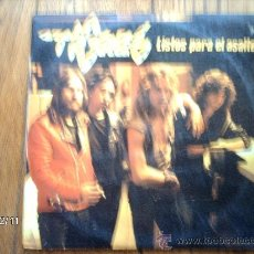 Discos de vinilo: TIGRES - LISTOS PARA EL ASALTO. Lote 34653800