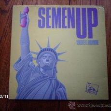 Discos de vinilo: SEMEN UP - VUELVE EL HOMBRE . Lote 34662696