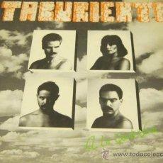 Discos de vinil: TABURIENTE - A LA QUINTA VERDE - LP - SONOISLA 1993 SPAIN - LETRAS . Lote 34657286