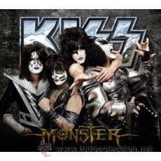 Discos de vinilo: LP KISS MONSTER VINILO 180 G HEAVY METAL. Lote 37953127