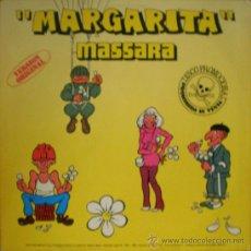 Discos de vinilo: MASSARA-MARGARITA MAXI-SINGLE EDITADO POR MOVIEPLAY EN 1979 SPAIN . Lote 106193238