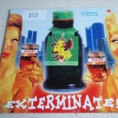 Discos de vinilo: SNAP! FEATURING NIKI HARIS! ( EXTERMINATE! 2 VERSIONES ) 1992-HOLANDA MAXI45 LOGIC RECORDS. Lote 34667583