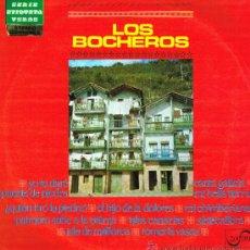 Discos de vinilo: LOS BOCHEROS - LOS BOCHEROS - LP 1969. Lote 34673132