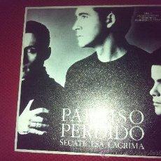"Disques de vinyle: 7"" SINGLE - PARAISO PERDIDO - SECATE ESA LAGRIMA - PROMO. Lote 34674171"