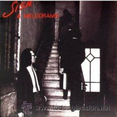Discos de vinilo: JAUME SISA – MELODRAMA . Lote 34675195