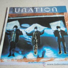 Discos de vinilo: UNATION ( DO YOU BELIEVE IN LOVE? ) RADIOPHONIC REMIX + RADIOPHONIC INSTRUMENTAL + ALBUM VERSION + T. Lote 34683237
