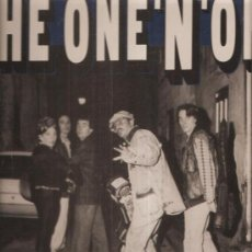 Discos de vinilo: ONE ONLY BLUES BAND. Lote 34683262