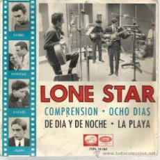 Discos de vinilo: EP LONE STAR : COMPRENSION (ANIMALS. BEATLES, KINKS COVERS ). Lote 34685398