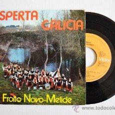 Discos de vinilo: ESPERTA GALICIA - FROITO NOVO-MELIDE GALICIA… ¡¡NUEVO!! (RCA EP 1976) ESPAÑA. Lote 34686736