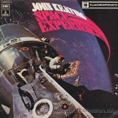 Discos de vinilo: JOHN KEATING ?– SPACE EXPERIENCE . Lote 34689956
