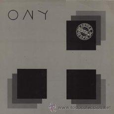 Discos de vinilo: ONY ?– UNTITLED . Lote 34693362