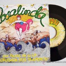 Discos de vinilo: FASTO - ROSALINDA ¡¡NUEVO!! (EXPLOSION SINGLE 1978) ESPAÑA. Lote 34699398