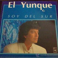 Discos de vinilo: EL YUNQUE, SOY DEL SUR - LP. Lote 34702648