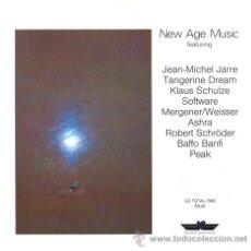 Discos de vinilo: VARIOUS – NEW AGE MUSIC . Lote 34703364