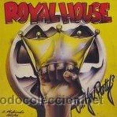 Discos de vinilo: ROYAL HOUSE – CAN YOU PARTY - THE ROYAL HOUSE ALBUM. Lote 34708524