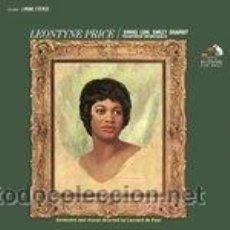 Discos de vinilo: LEONTYNE PRICE ?– SWING LOW, SWEET CHARIOT. Lote 34717647