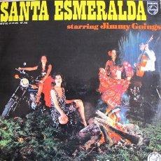 Discos de vinilo: LP - SANTA ESMERALDA - THE HOUSE OF THE RISING SUN (SPAIN, PHILIPS 1977). Lote 177370145